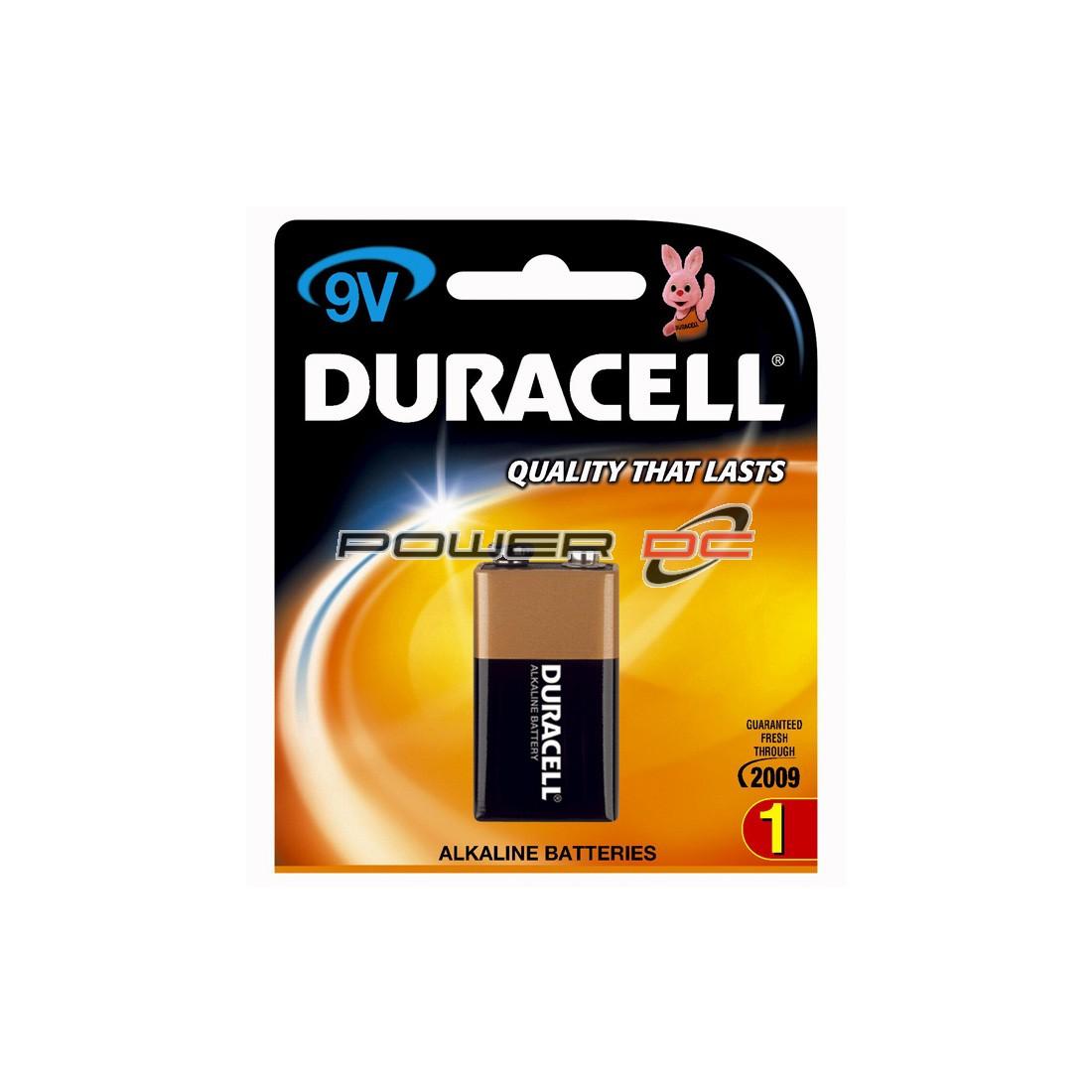 DURACELL 9.0V SQUARE ALK