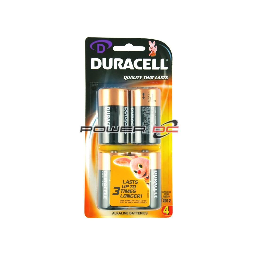 DURACELL D BP4