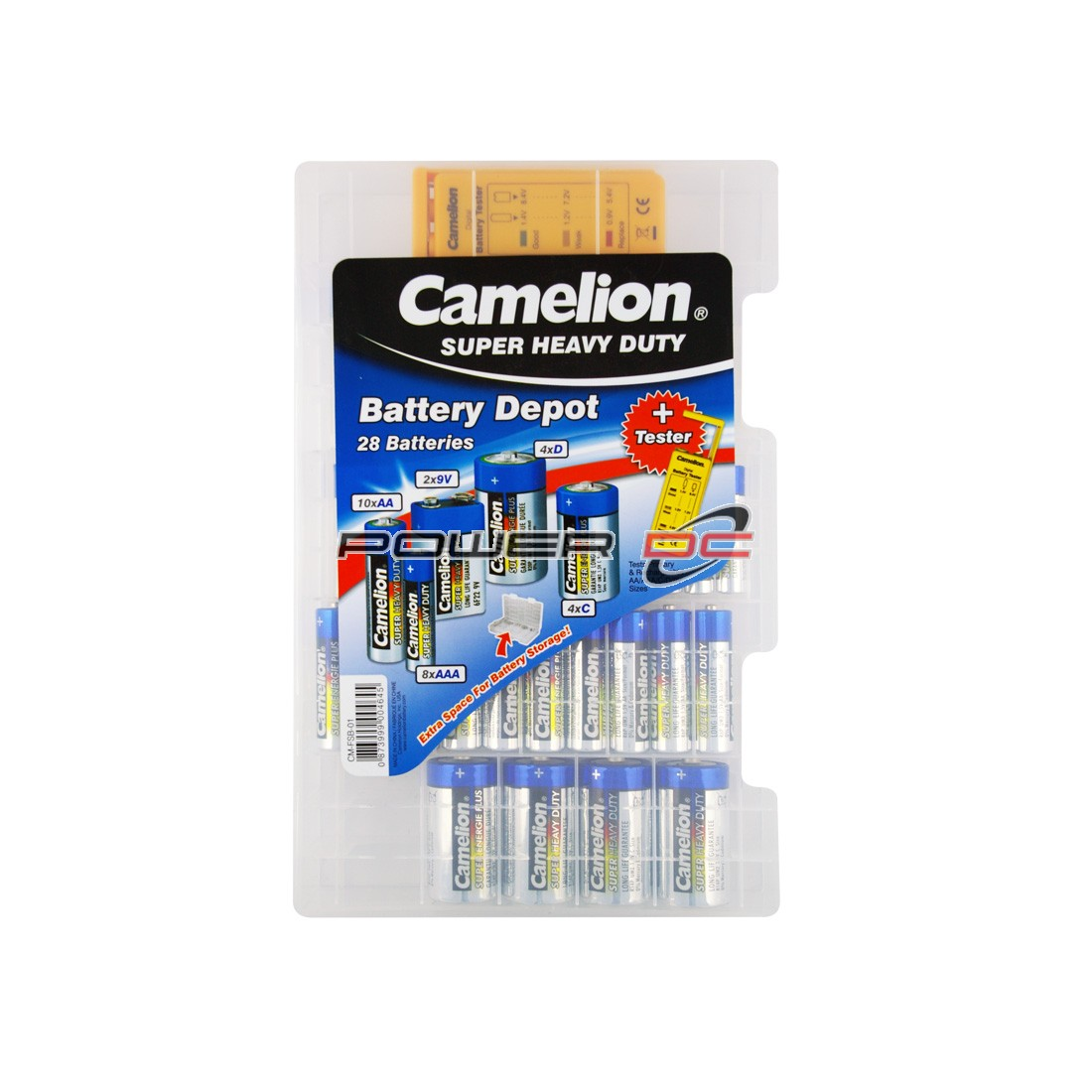 CAMELION SHD FAMILY BATTERY DEPOT