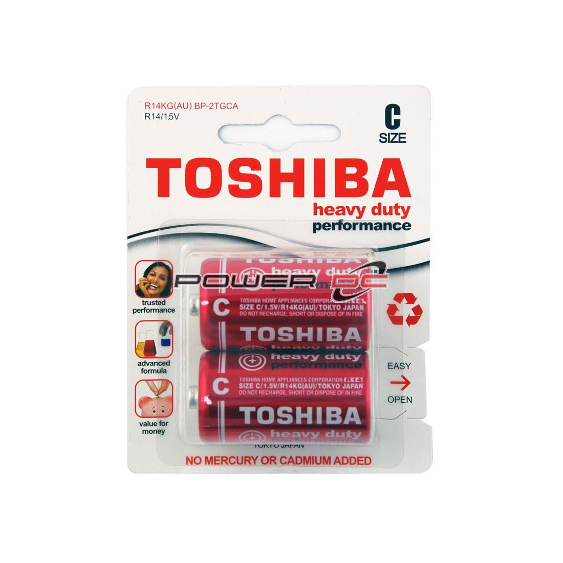 TOSHIBA HEAVY DUTY C 2PK