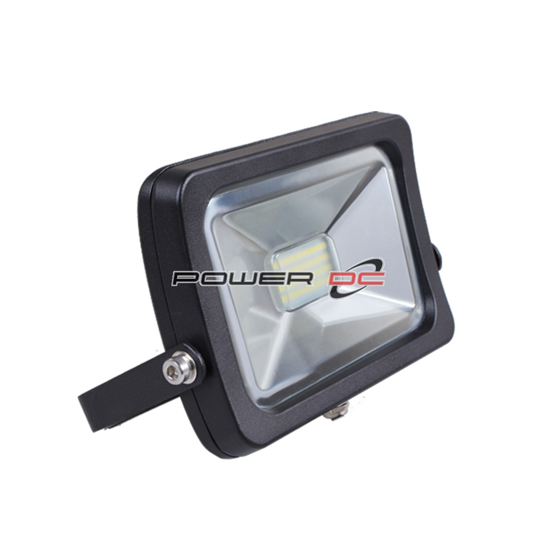 ULTRACHARGE WALL MOUNT LED FLOOD LIGHT 30WATT BLACK