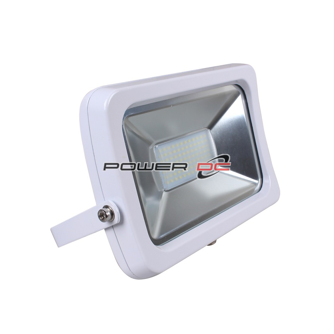 ULTRACHARGE WALL MOUNT LED FLOOD LIGHT 50WATT WHITE